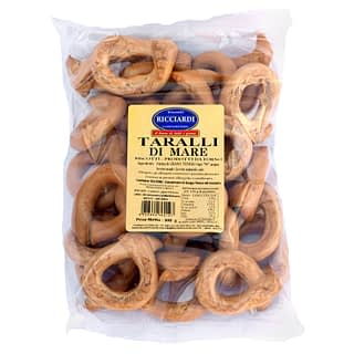 taralli without fat
