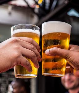birra e taralli
